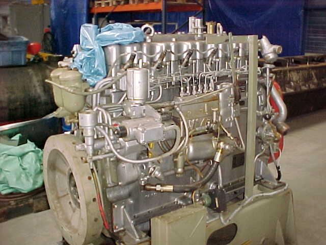 Madison : Mwm diesel engines