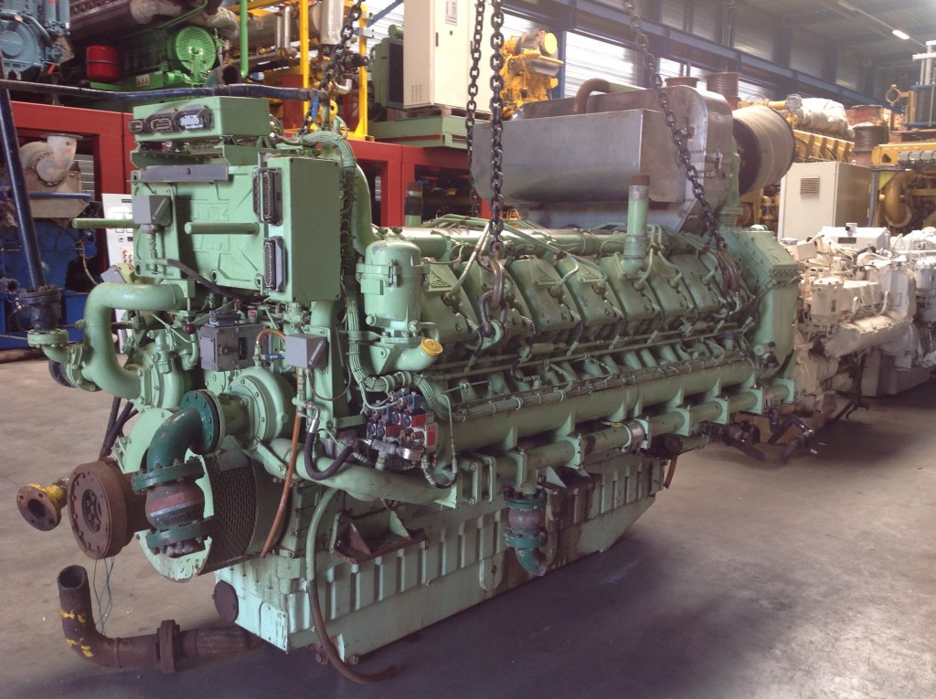 Deutz Tbd 620 V16 Vimo Trading Co B V Deutz Mwm