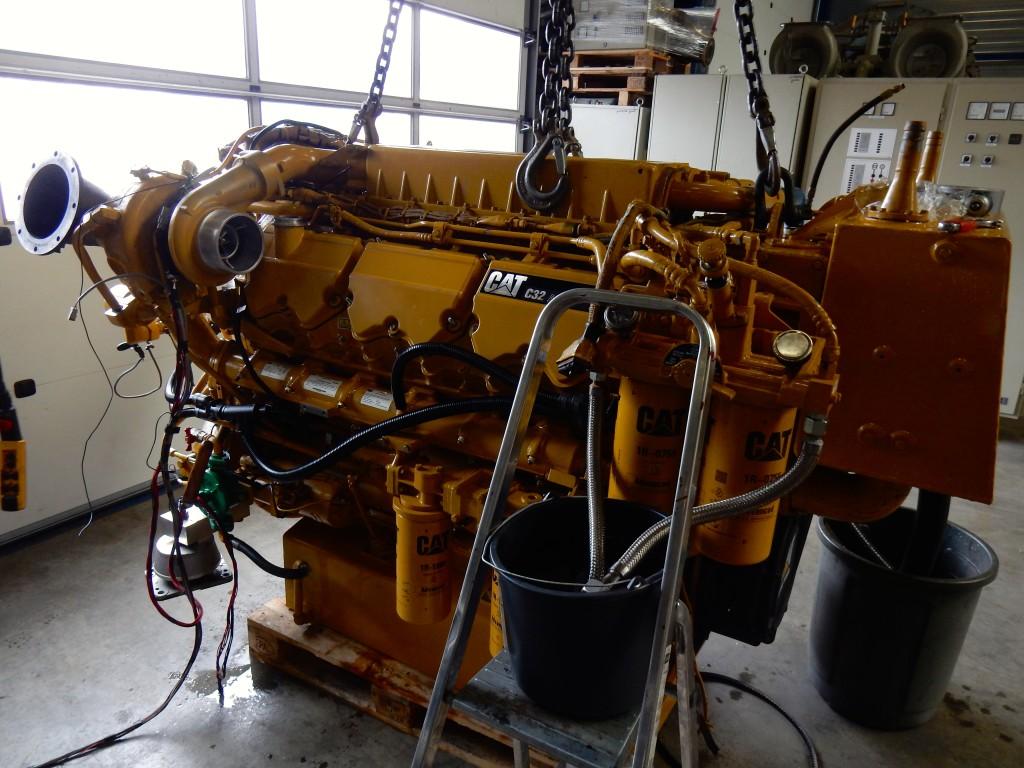 CATERPILLAR C32 ACERT - Vimo Trading Co  B V    Deutz MWM Diesel