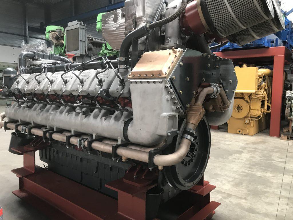 DEUTZ TBD 620-V16 - Vimo Trading Co  B V    Deutz MWM Diesel Engines