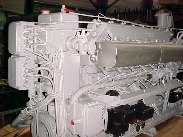 MWM TRHS 518-A MARINE DIESEL ENGINE - Vimo Trading Co  B V